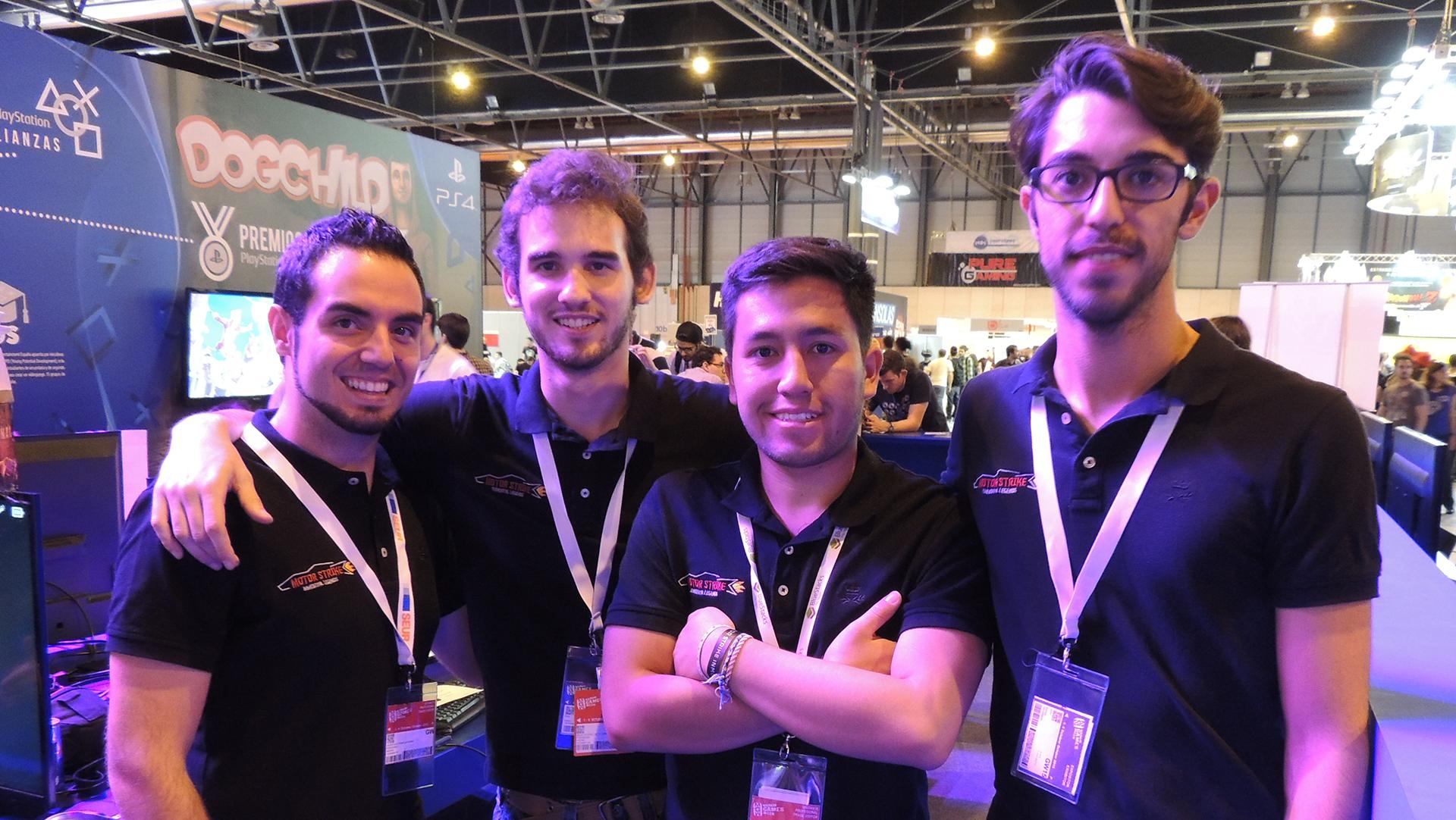FiveXGames Team MGW